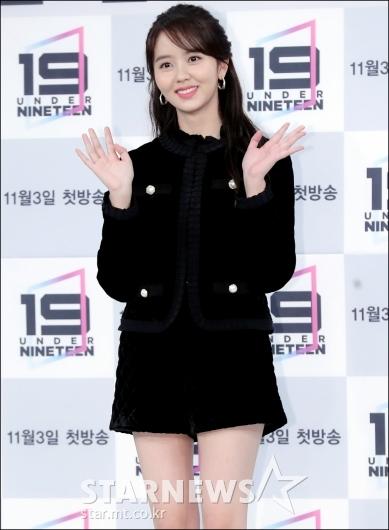 [★포토]김소현, '실물 미모에 깜짝'