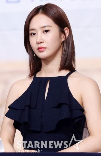 [★포토]유리, '더 예뻐진 꽃미모'