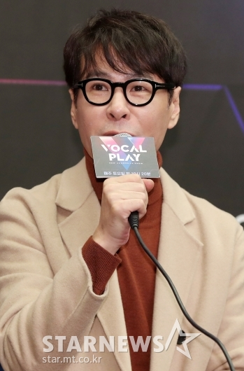 [★포토]윤상, '깜짝 놀랄만한 실력자 많아'