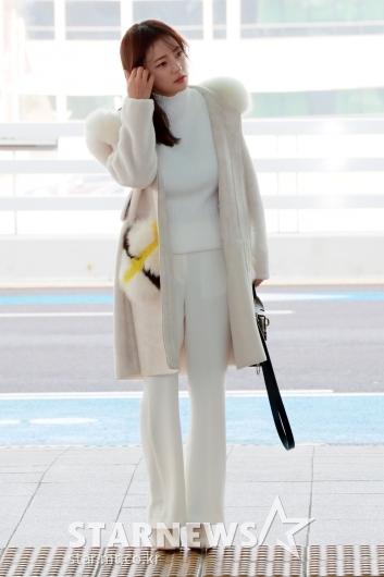 [★포토]송하윤 '얄미운 바람'