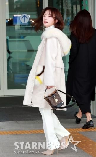 [★포토]송하윤 '뒷모습도 아름답게'