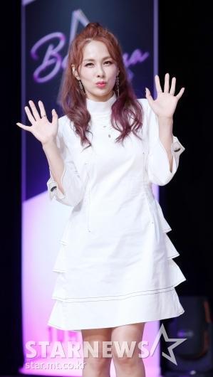 [★포토]채연, '3년 6개월만의 컴백'