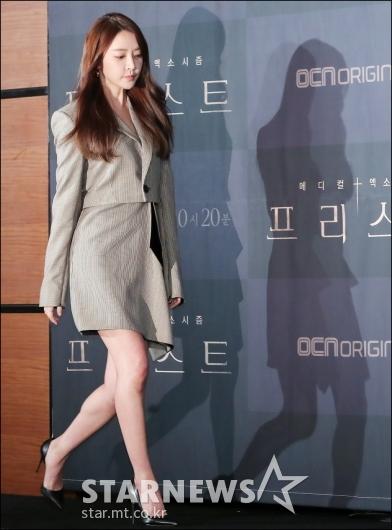 [★포토]정유미, '그림자까지 아름다워'