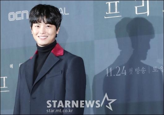 [★포토]연우진, '미소가 멋진 남자'