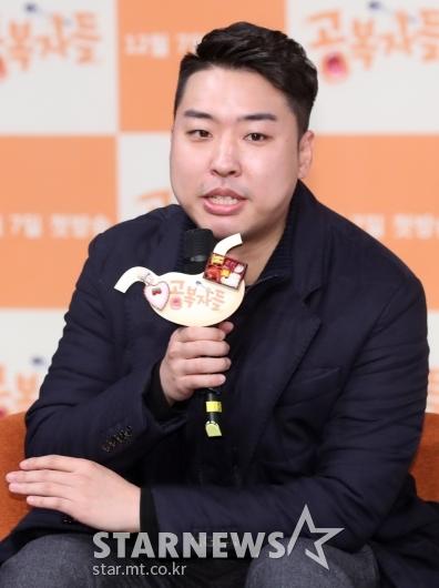[★포토]'공복자들'의 김지우 PD