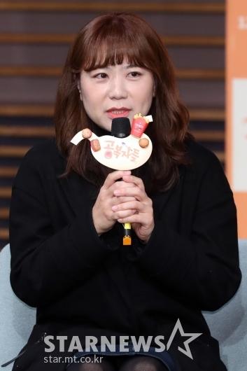 [★포토]'공복자들'의 김선영 PD
