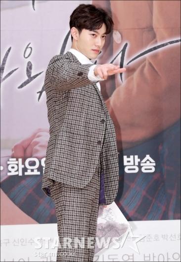 [★포토]곽동연, '내가 이사장이다!'