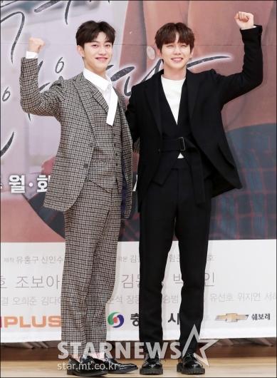 [★포토]곽동연-유승호, '멋진 두 남자!'
