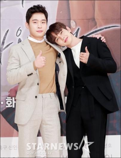 [★포토]김동영-유승호, '브로맨스 기대하세요!'
