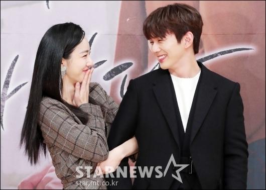 [★포토]박아인-유승호, '설레는 눈맞춤'