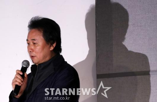 [★포토]폭행 의혹 반박 직접 나선 김창환