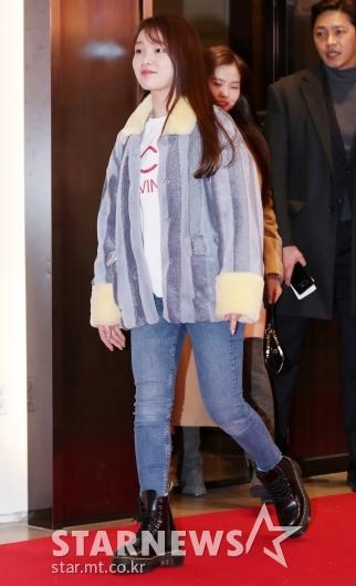 [★포토]승희, '따뜻해보이는 자켓'