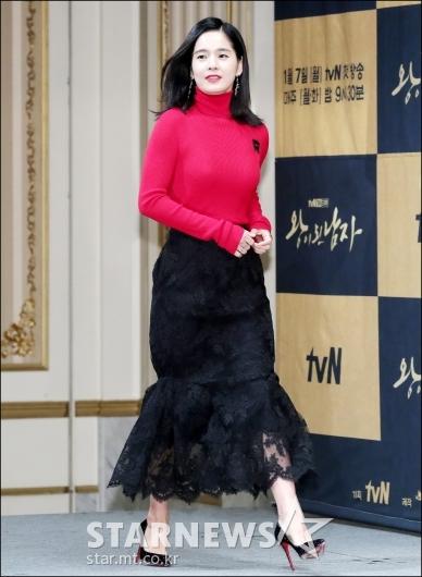 [★포토]정혜영, '아름다운 기생으로 변신'