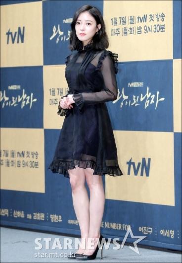 [★포토]이세영, '우아한 블랙 원피스 패션'