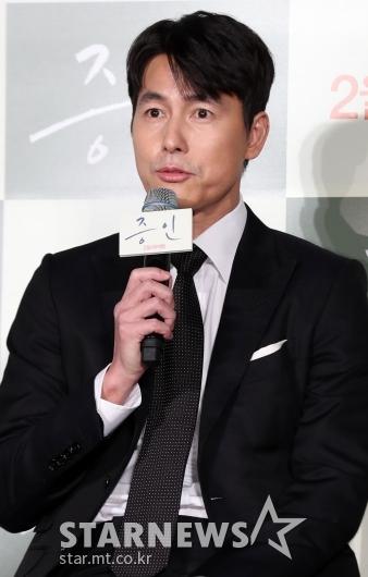 [★포토]정우성, '마음 따뜻한 변호사로 변신'