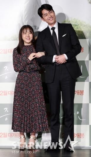 [★포토]김향기-정우성, '17년만에 다시 만난 인연'