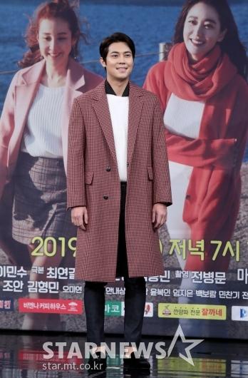 [★포토]김형민 '드라마로 만나요'