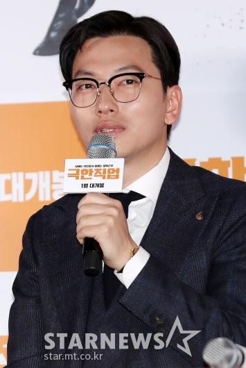 [★포토]이동휘, '홀로 촬영이 많아 외로웠다'