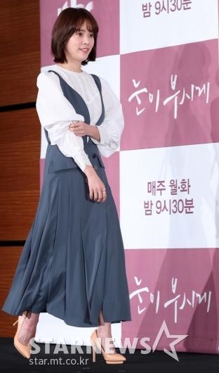[★포토]한지민, '눈이 부시게'로 드라마 컴백