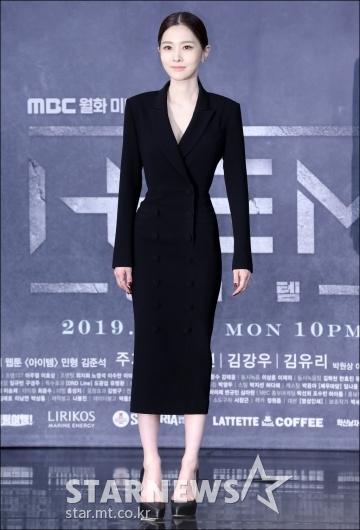 [★포토]김유리, '놀라운 개미허리'