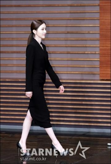 [★포토]김유리, '시크한 발걸음'