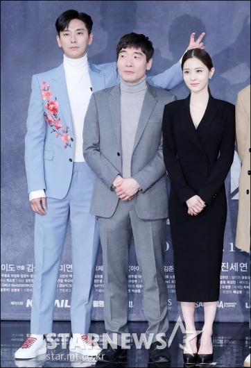 [★포토]주지훈, '포토타임 장난 달인'