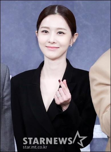[★포토]김유리, '하트도 예쁘게'