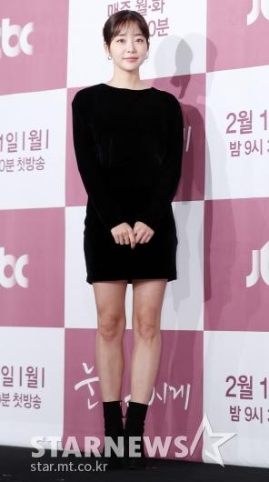 [★포토]김가은, '군더더기 없는 올블랙'