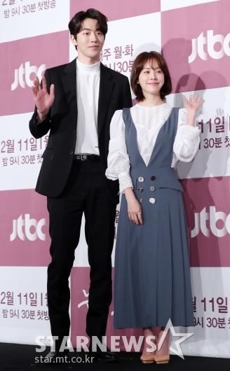 [★포토]남주혁-한지민, '바람직한 키 차이'