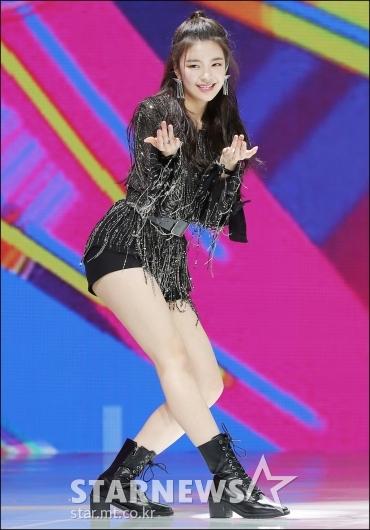 [★포토]리아, '유혹의 손짓'