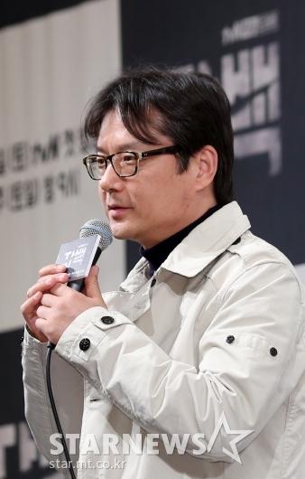 [★포토]드라마 '자백'의 김철규 감독