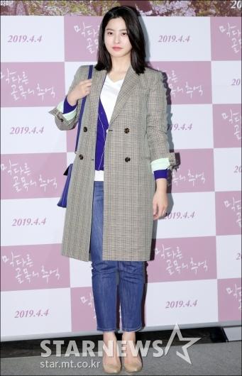 [★포토]박세영, '극장 나들이'