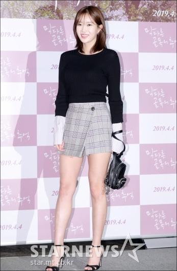 [★포토]임수향, '심플한 극장 패션'
