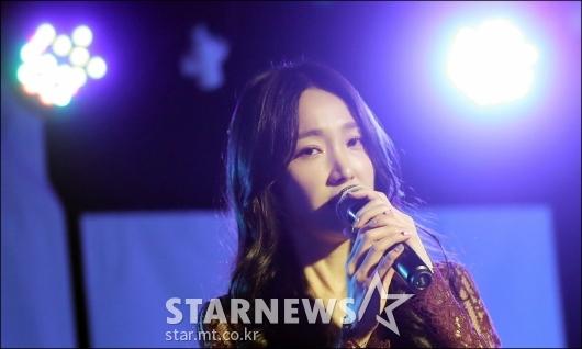 [★포토]박하이, '트롯걸 변신'
