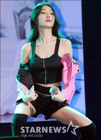 [★포토]박하이, '섹시한 트롯걸'