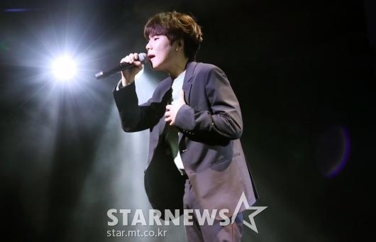 [★포토]정승환, '명불허전 고막 남친'