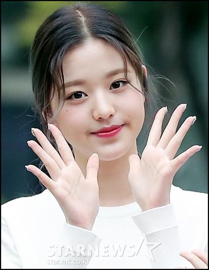 [★포토]장원영, '예쁨 한 가득'