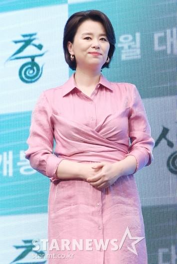 [★포토]장혜진, '현실 속 엄마'