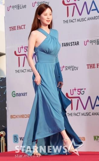 [★포토]서현, '찰떡같은 드레스 소화력'