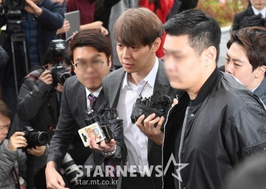 [★포토]구속 기로 선 박유천
