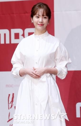 [★포토]한지민, MBC 드라마 '봄밤'으로 컴백