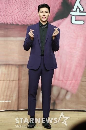 [★포토]노지훈, '싱글 앨범 기대하세요'