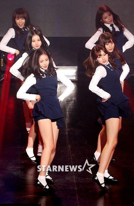 걸그룹 여자친구 / 사진=홍봉진 기자