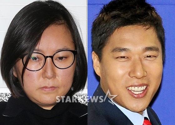 김동성: 장시호 ''김동성과 같이 살았다''..김동성 SNS 폐쇄 '묵묵부답'