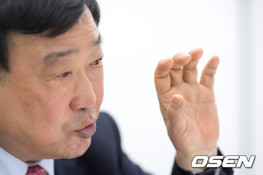 """이희범 조직위원장 """"우리는 4위한다..성공올림픽 만든다"""""""