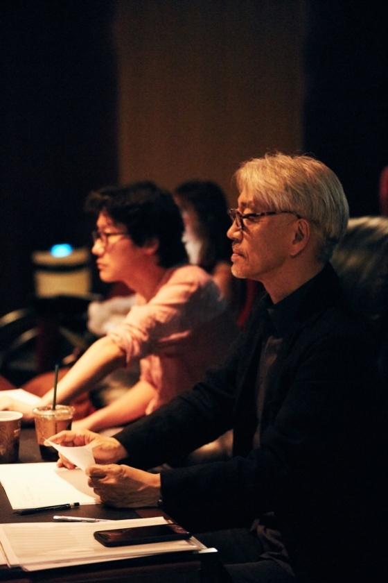 [☆비하인드] '남한산성'에 류이치 사카모토가 참여한 까닭은?