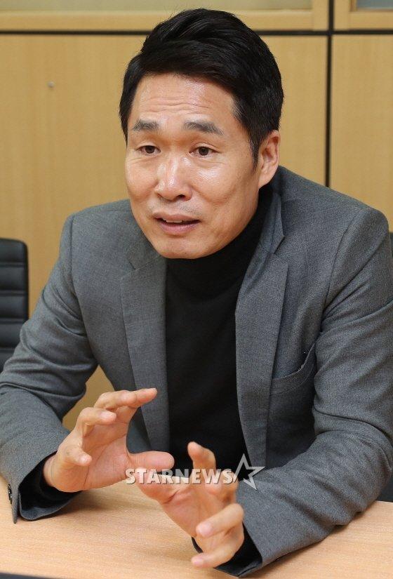 방송인 이창명 /사진=김휘선 기자