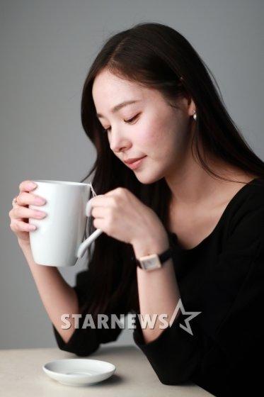 배우 민효린 / 사진=임성균 기자