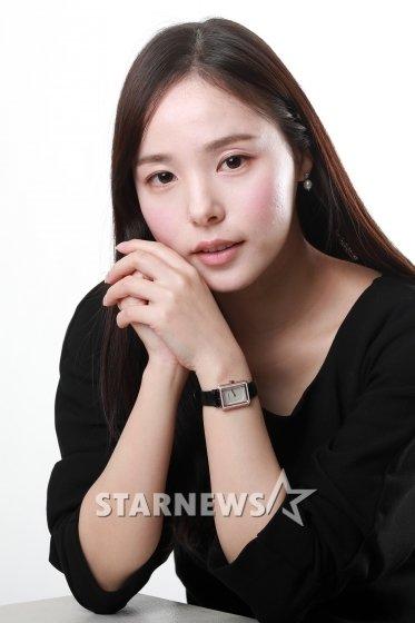 배우 민효린 /사진=임성균 기자