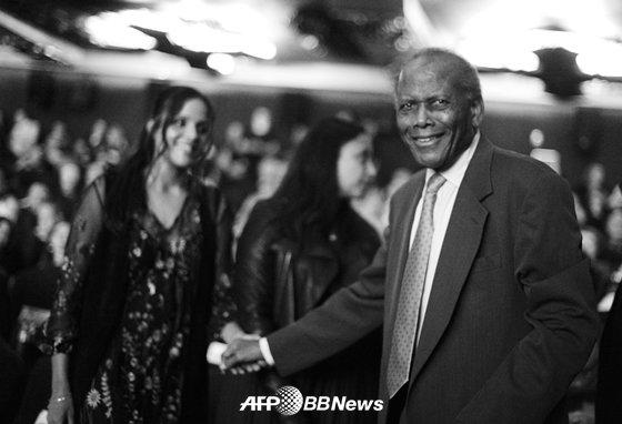 시드니 포이티어 /AFPBBNews=뉴스1